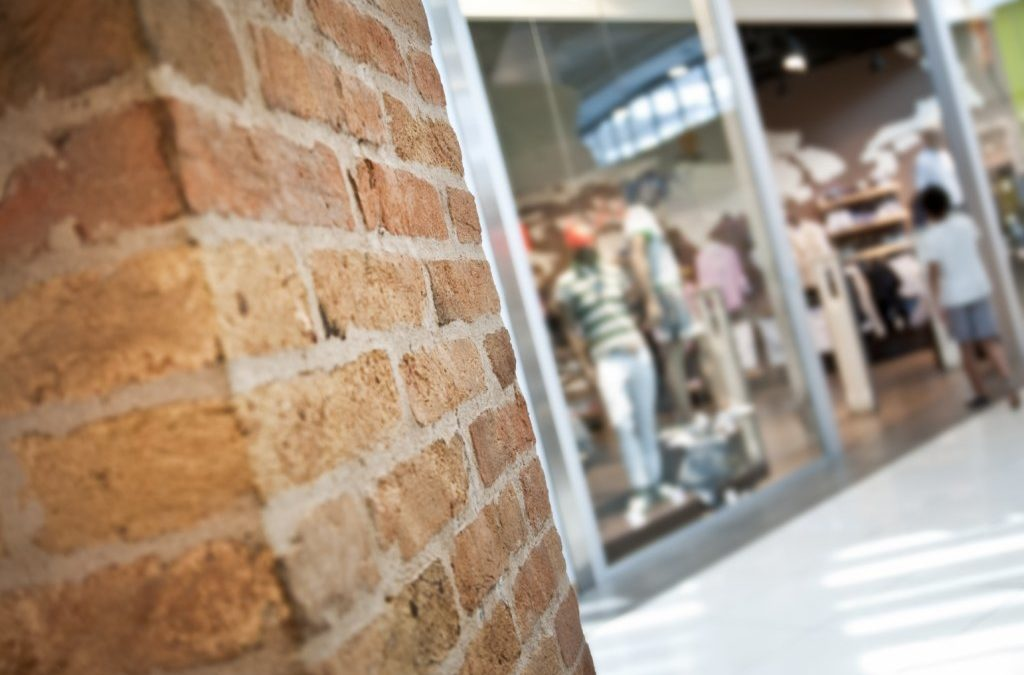 THE KEY RETAIL SEGMENTS FOR BRICK-AND-MORTAR GROWTH